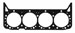 Mercruiser 260 Chevy Marine 350 327 Victor Head Gaskets (5776-2)