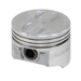 Chevy Chevrolet GM 305 5.0L V8 Marine Dish Top Piston Set With 4 Valve Reliefs (817P) THUMBNAIL
