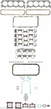 Ford-Mercury-Lincoln-MEL-383-430-462 Edsel 410 Full Gasket Set (FS7895PT3)