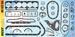 196 OHV AMC RAmbler Full Gasket Set (RS527SA)