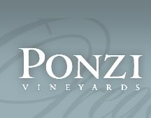 Ponzi Vineyards logo