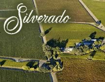 Silverado Vineyards logo