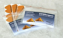 Viewkeeper Disposable Eye Protection (30 pairs)