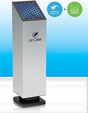 Nail salon air purifiers that remove hazardous chemicals, fumes & odors
