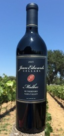 2015 Malbec - Rutherford