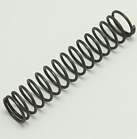 "Spring,3/8"" OD X 9/32"" ID X 1-3/4"" Long,.035 Wire With Coiled Ends MAIN"