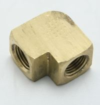 Brass Elbow 90-Degree Union 1/8 Female Pipe Thread MAIN