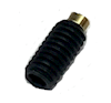 "Set Screw With Brass Point,  5/16-18 X 5/8"" Thread Length, 3/4"" OAL Including Brass Point, Commander THUMBNAIL"