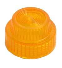 Lens, Amber, For Pilot Light, 30mm MAIN
