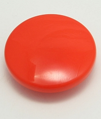 Mushroom Button, IDEC, Red, ABD3BN-R MAIN