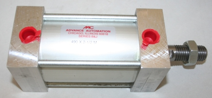 490 X 2-1/2 ADVANCE CYLINDERwith magnet