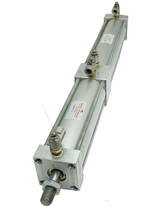 Cylinder, Assembly, Horizontal Back Section, SideBore, , ADV490 X 7 Hydraulic & ADV490 X 8 DC MAIN