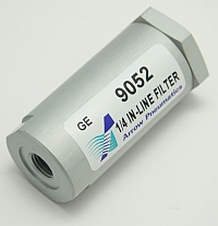 Filter, Arrow, In-Line Vacuum Filter, 25 Micron, 9052-25 MAIN