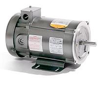 Motor 3 4 hp 1750 rpm 90 volt dc tefc 56c permanent for Baldor permanent magnet motors