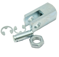 Cylinder, Bimba, Hardware, Clevis 120, 170, 7/16-20 NF, 1.69 Long, .38 Pin MAIN