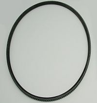 Belt,V-Belt,35.43 Long,7/16 Wide Rib Top Polyflex MAIN
