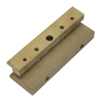"Chipout, F3/F4, Hinge Section, Spring Loaded, 1"" X 1-1/2"" X 4-1/2"" MAIN"