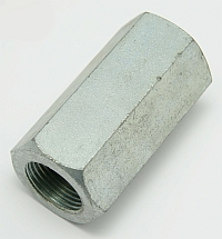 Coupler, 1-14 X 2-3/4 Long, Threaded MAIN