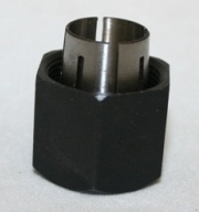 COLLET & NUT REPLACEMENT FOR THE DEWALT 616 ROUTER (326286-03) THUMBNAIL