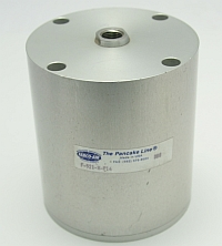 Cylinder, Fabco Pancake F-521-X 3 Stroke, 2-1/2 Bore With 1/4 Ports MAIN