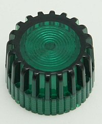 Caps, Green, For Illuminated Push Buttons K1L, K2L, K3L, SK1L, SK2L MAIN