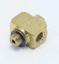 Valve, Humphrey, Fitting, T 10-32 1 Male - 2 Female MAIN