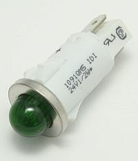 Light, Indicator Industrial Devices, Green,  24V DC, 1091QM5 MAIN