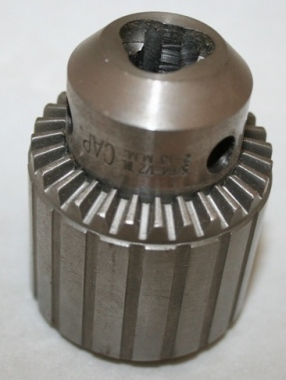 CHUCK, 1/2-20 THREAD MOUNT 5/64 TO 1/2 CAP. (JAC33BA)