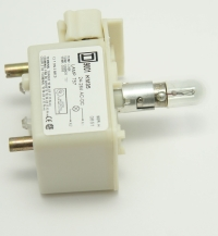 Standard Light Module, 24 VDC, 30mm, Square D, 9001-KM35 MAIN