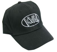 KVAL FlexFit Hat with logo MAIN