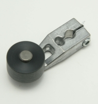"Limit Switch Arm Standard Roller Lever, 1-1/2"" Radius With 1 Wheel, 1/2"" Wide, Micro MAIN"