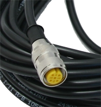 Sensor, Cord M12 Conn 4 Wire DC 10 Meters MAIN