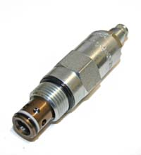 High Pressure Hydraulic Relief Valves, Pilot Operated, RV5-10-S-0-20