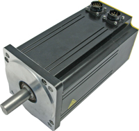 Servo Motor AC, 45 in-lbs Continuous Torque 3000 RPM Continuous 4200 RPM Max.) MAIN