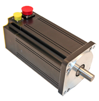 Servo Motor, AC, 115 in/lbs, Continuous Torque, 2400 rpm, Continuous (2700 rpm Max.) MAIN