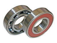 "Bearing, Modified (2) 6206-2NSE for the Alemite Mister Oiler Arbor Assembly, 1/64"" Holes MAIN"