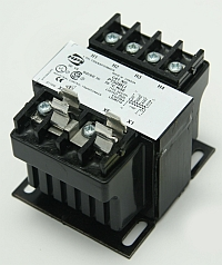 Transformer, 50VA, Primary Volt: 208/230/460V Secondary: 115V,HPS PT50ML1 MAIN