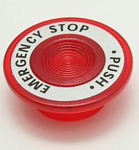 Push Pull Knob Red Push Emergency Stop MAIN