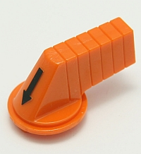 Selector Switch Lever, Orange, Square D MAIN