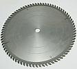 "Saw Blade, 10"" X 80 Tooth X 5/8"" Arbor, ATB SWATCH"