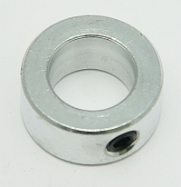 "Shaft Collar, One Piece, 5/8"" Dia.., Steel MAIN"