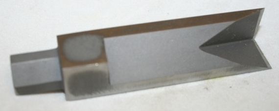 "SIPP CUTTER BLADE, FOR 70-X CORNER NOTCHER. 5/8"" RADIUS."
