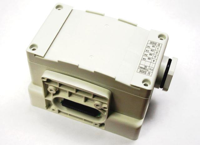 TERMINAL BLOCK HOUSING VVQC1000-T0-1 SMC VALVE THUMBNAIL