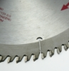 "Saw Blade, 10"" X 80 Tooth X 3/4 Arbor Trim Saw Blade 6 Deg Negative Hook #1245 SWATCH"