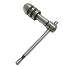 "Tap Wrench, T-Handle, Hand Tap Range 1/16"" - 1/4"" MAIN"