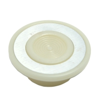 Push/Pull Knob, White, Square D, for KR8, KR9, SKR8, SKR9 Operators MAIN