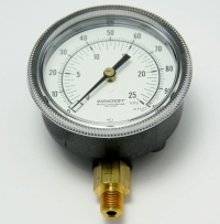 Mist Gauge for the Generator MAIN
