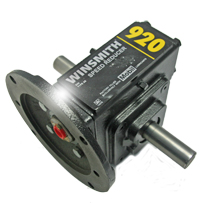 Speed Reducer, 920 MWN-LR, 30:1 Ratio, 58 RPM, Winsmith C-Face MAIN