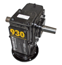Speed Reducer, 930 MWN-LR, 50:1 Ratio, 35 RPM, Winsmith MAIN
