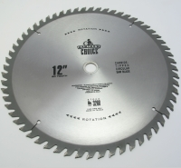 "Saw Blade, 12"" Standard 60 Tooth Saw Blade with 3/4 Bushing MAIN"